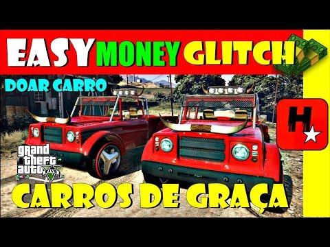 GTA V ONLINE | GLITCH CARROS DE GRAÇA DO AMIGO | GTA 5 MONEY GLITCH GIVE ANY CAR TO FRIENDS