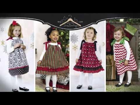 Hancock Fabrics Little Dress Boutique