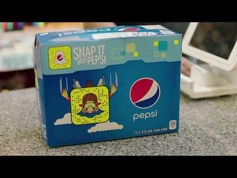 Brand Spotlight: Pepsi Canada   Snapchat for Business