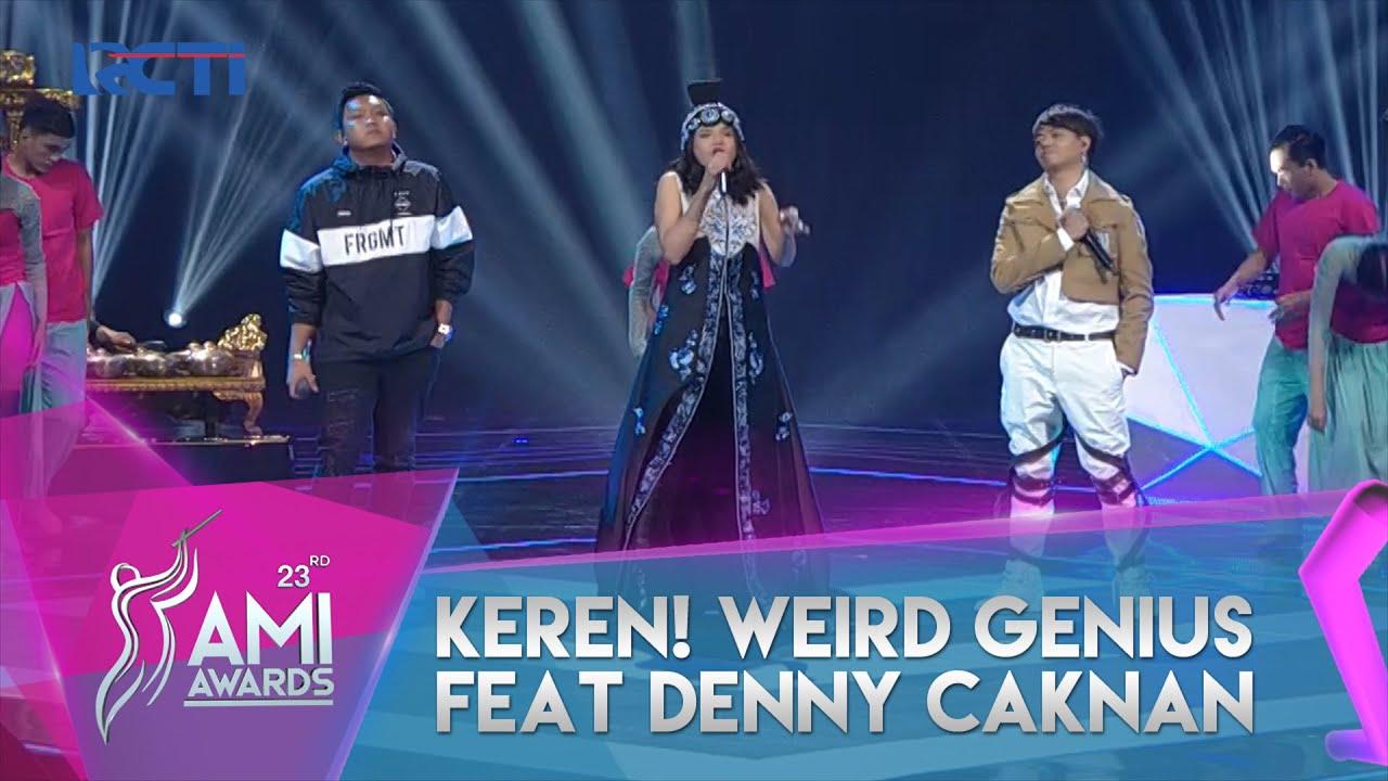 "Download Weird Genius x Sara Fajira x Denny Caknan - ""Lathi"" AMI AWARDS 23rd | 2020 MP3 Gratis"