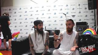 Missio Interview at BottleRock Napa