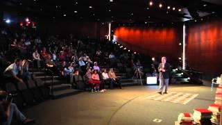 Work Culture - Why the Gap? :  Kim Hoogeveen at TEDxOmaha