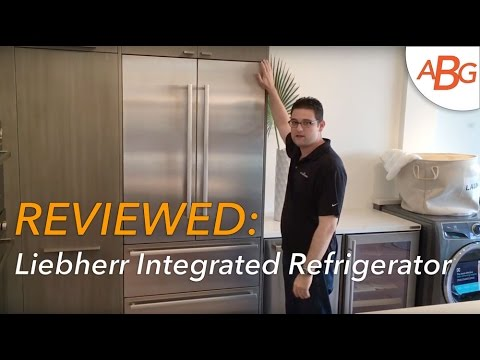 Liebherr French Door Refrigerator Review - 36