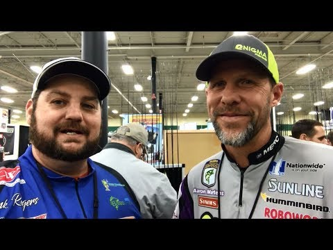 Subscribers, Youtubers, Baits, Gear, and Services at East Tennessee Fishing Expo