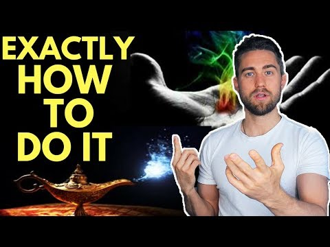 The Magical Power of Intention and How to REALLY Use It (Law of Attraction Secret)