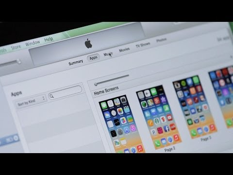 How to Sync Your iPhone with iTunes | Mac Basics