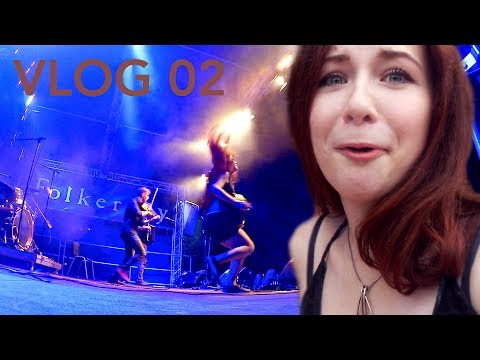 VLOG 02: Guest Performance for Drowsy Maggie @ Folkerdey 2017!