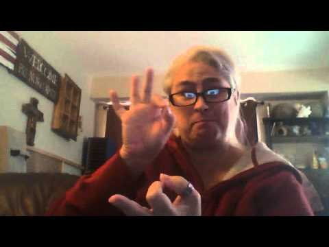 ASL Name Justin Trudeau Prime Minster of Canada