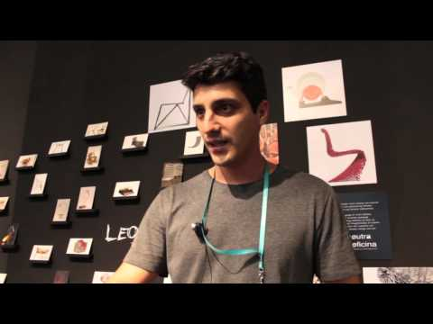 Design to Change Function with Leo Capote - Interview at Maison & Objet Americas in Miami