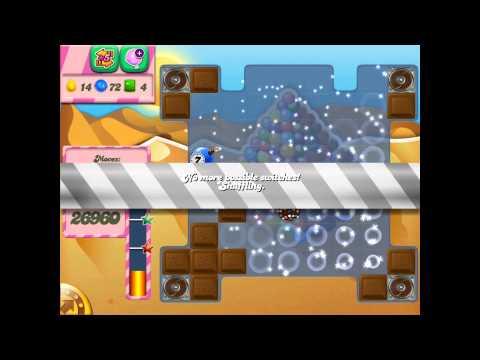 Candy Crush Saga: Level 165 (No Boosters) iPad 4