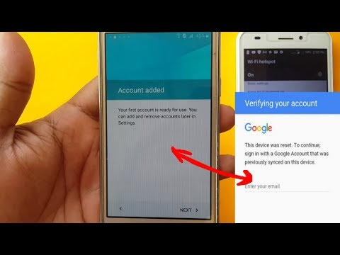 Bypass Google Samsung J2 🆓 Without PC  🖥 OTG 🔌 ITS EASY