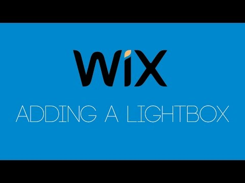 Adding A Call To Action or Lightbox to Your Wix Website - Wix.com Tutorial - Wix My Website