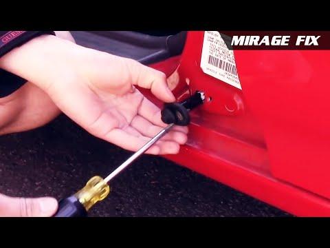 Mirage Fix 23 | Door Jamb Switch [English]