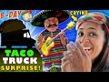 BEST TACO TRUCK In The WORLD EMOTIONAL MOM 30th Birthday Surprise FV Family Vlog