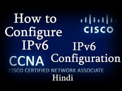 Configuring IPv6 Addresses !! How to Configure IPv6 Address!!