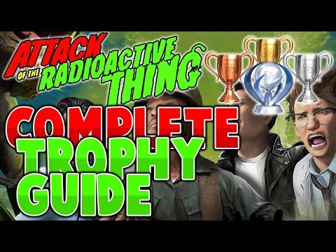 100% Completion Trophy Guide | Attack of the Radioactive Thing | DLC 3