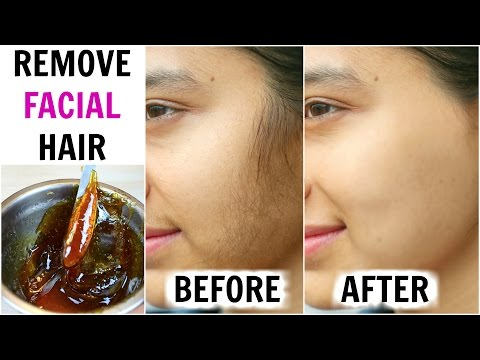 How To Remove Facial Hair (Demonstration) KATORI WAX - In 10 Minutes | Anaysa