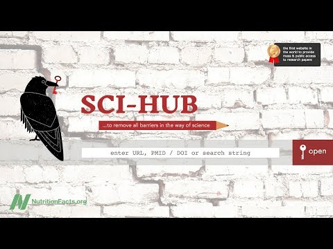 Sci Hub Opens Up a World of Knowledge