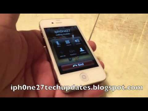 Wnat is Video Calling for iPhone 4S 4?