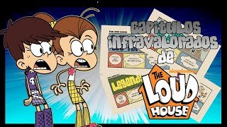 Los Capitulos Infravalorados De The Loud House - The Loud House   Lindberghxd369
