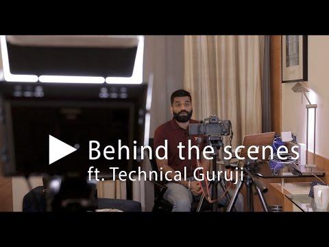 EP1: Behind the Scenes With Technical Guruji 🔥