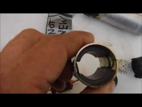 How Cars And Trucks Fuel Pumps Works And Looks Inside