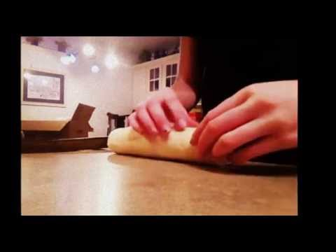 How to make a pillsbury crescent roll