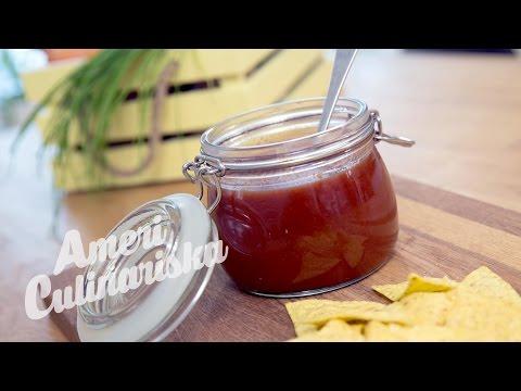 Taco Bell Mild Hot Sauce Copycat Recipe! | Americulinariska