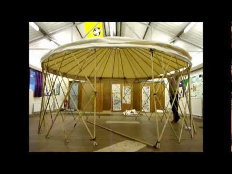 Pop Down Yurt Instructions