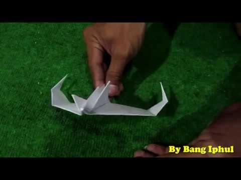 How to make a Paper Airplane that flies STRAIGHT & FAST| Silent Sonic