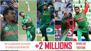 Bangladeshi Top-6 bowler