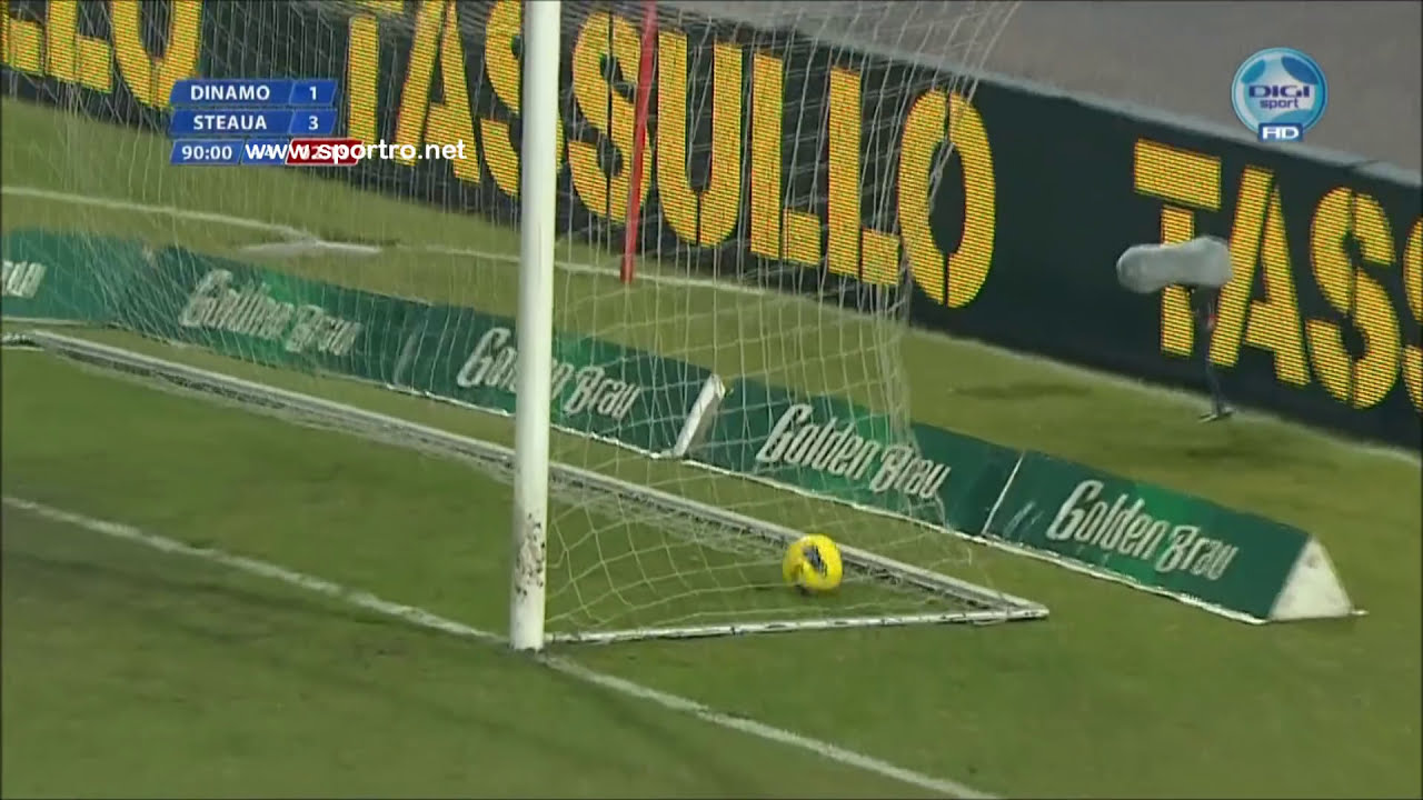 Dinamo - Steaua 1-3 [ rezumat 05-12-2011 ] HD