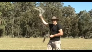 How To Throw A Boomerang Easy To Follow Step By Step