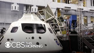Download ″Apollo on steroids″: NASA's mission to get the first woman and next man to the moon by 2024 Video