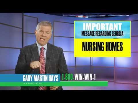 Nursing Home Abuse in Georgia