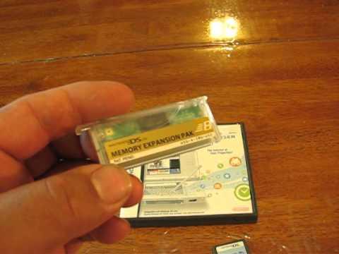 Accesorios;Nintendo DS web  browser