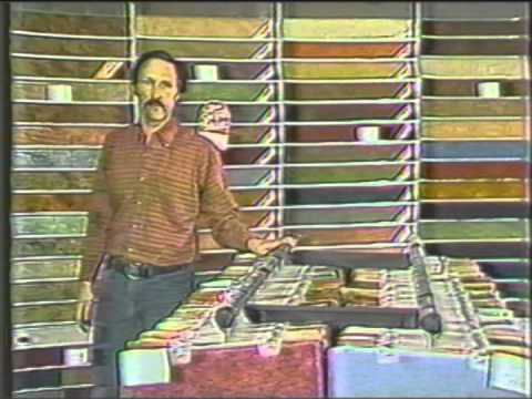 1984 Lacey's the carpet gallery store Commercial