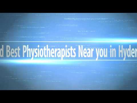 Physiotherapists in Hyderabad | Physiotherapy treatment in Hyderabad