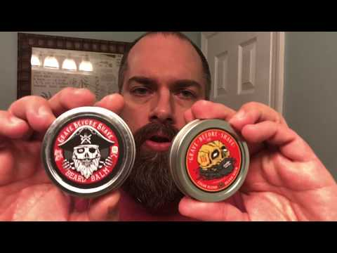 Grave Before Shave Cigar Blend and Bay Rum Beard Balm Review