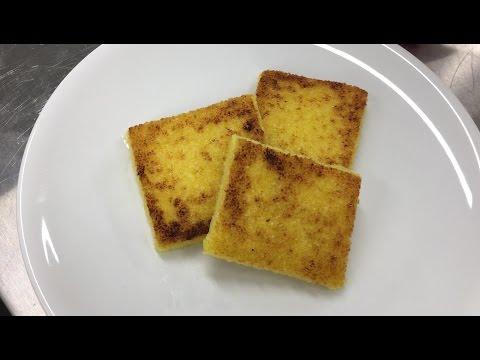 How To Make Polenta Cakes