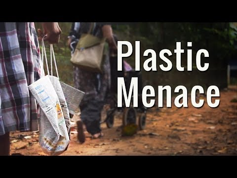 I TOO CAN - Plastic Menace | Short film on importance of using paper bags