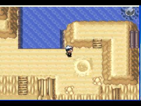 pokemon ruby how to catch and find bagon