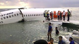 6 Unbelievable Airplane Water Landings