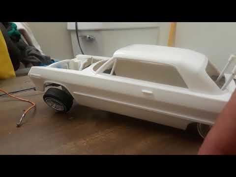 Lowrider model car hopper Hawaii : part 3