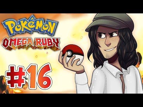 Pokemon Omega Ruby Walkthrough | Part 16: The Secret Base