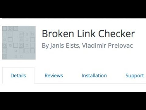How to Check Broken Links in WordPress