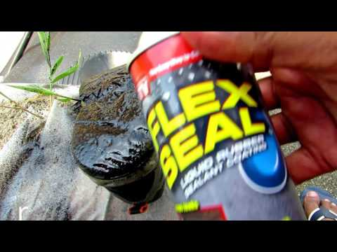 Get More Grip for Shoes With Flex Seal