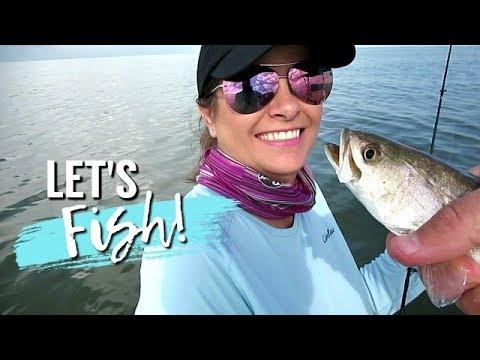 Gulf Coast Fishing - Rockport, Texas