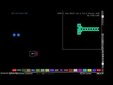 [Powder Toy] Photon Laser Tutorial!