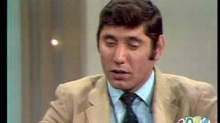 New York Jets Joe Namath Interview 1969 Super Bowl Iii